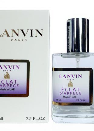 Lanvin eclat d`arpege perfume newly