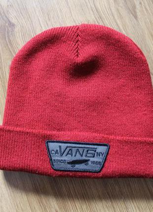 Унисекс шапка vans