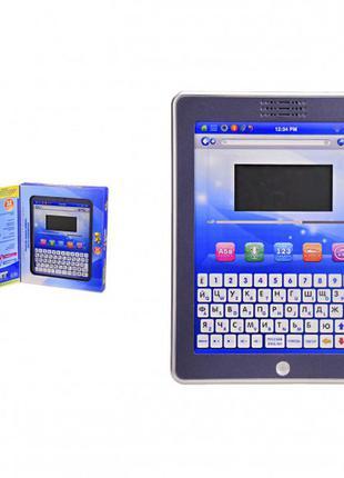 Детский развивающий планшет 7242 на рус. и англ.