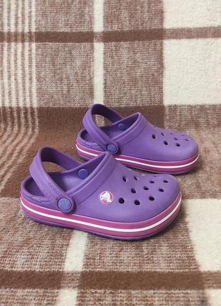 Шлепки тапочки крокси crocs