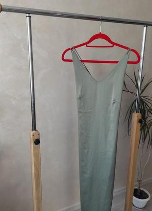 Вечернее платья в пол