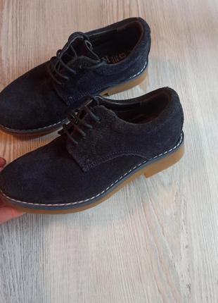 Фірмові дитячі туфлі, оксфорди
