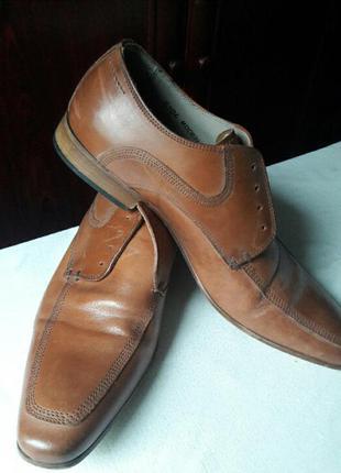 Шикарные туфли )кожа везде)