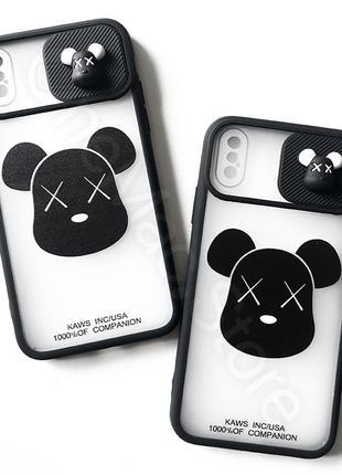 Чехол kaws для iphone x