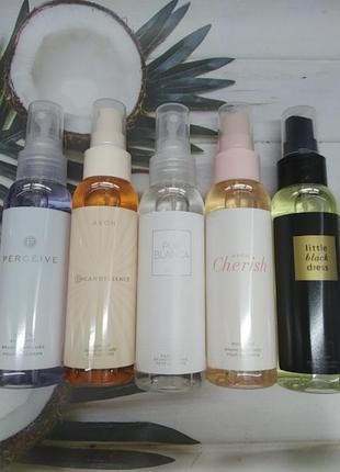 Aкція, розпродаж парфумовані спреї для тіла