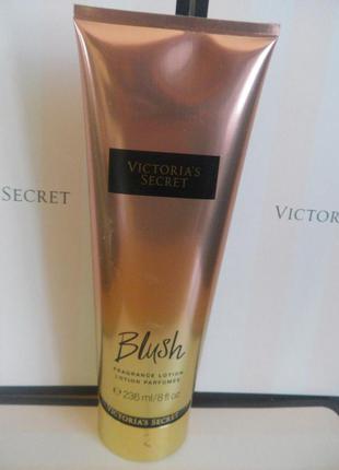 Blush victorias secret увлажняющий лосьон для тела 236 мл
