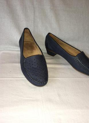 Туфлі взула і забула *pavers* шкіра німеччина р.37 (24.00)