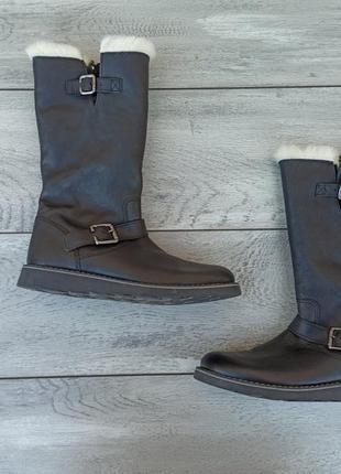 John lewis женские зимние ботинки сапоги оригинал 39 размер