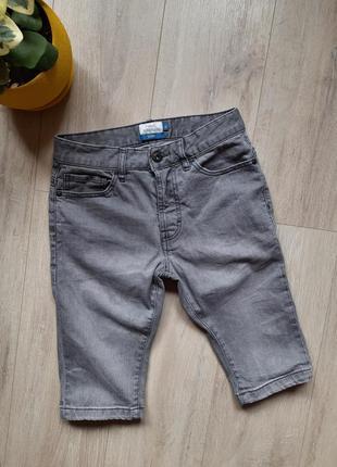 Шорты мужские бриджи некст next маленький размер на худого стрейчевые джинсовые джинс