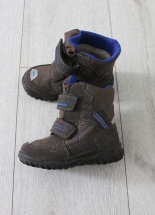 Детские ботиночки superfit goretex