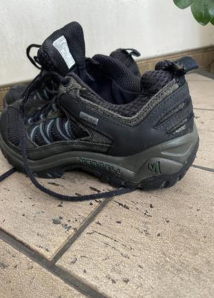 Merrell кросівки для активного відпочинку gore-tex