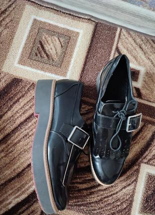 Лофери туфли оксфорди ботинки ботильйони