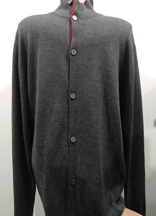 Мужская кофта cotton&silk c&s