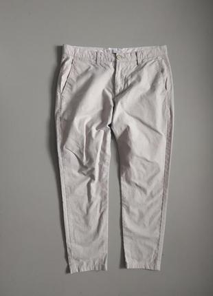 Мужские бежевые штаны lcw ( lc waikiki)