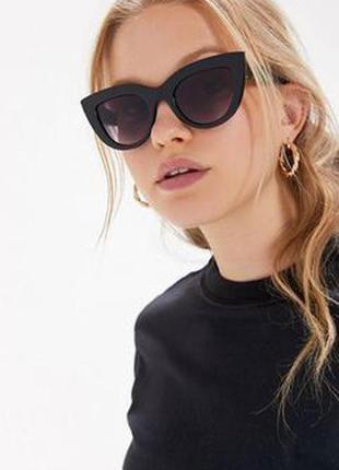 4-42 элегантные солнцезащитные очки с матовой оправой елегантні сонцезахисні окуляри