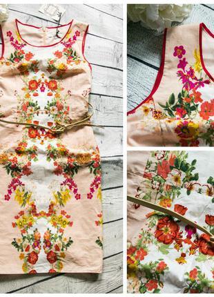 Очень красивое котоновое платье redherring