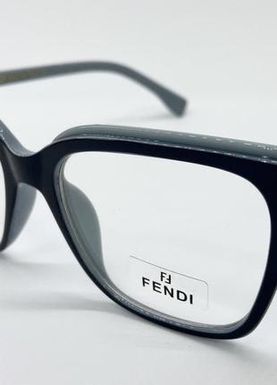 Жіночі окуляри для іміджу та роботи за комп'ютером
