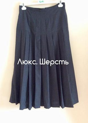 Клешная юбка люкс качества линия escada