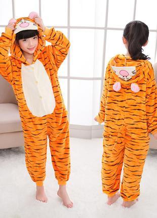 Пижама тигр 🐯🐅 кигурумы  тигруля