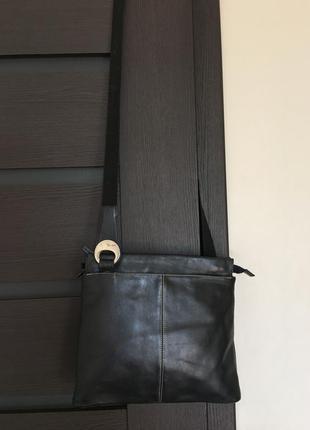 Кожаная сумка jane shilton кроссбоди