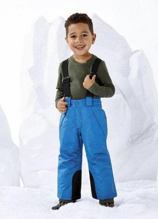 Зимние штаны lupilu