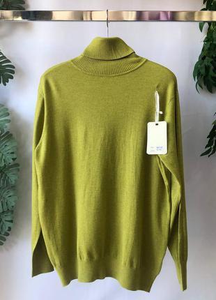 Женский свитер гольф размер 50-60 цвета