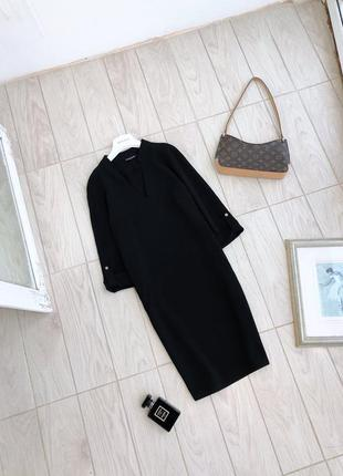 Платье миди сукня warehouse