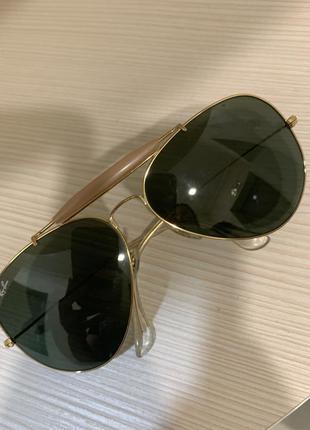 Ray ban aviator соцезахисні окуляри, люксоптика