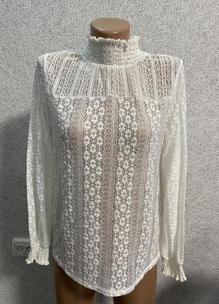 Легенька стильна блузка 🤍
