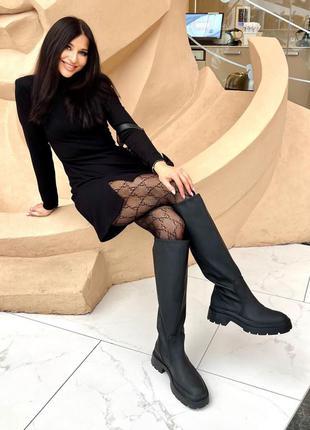 ❤️платье сана❤️ чёрный - jadone fashion