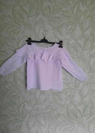 Блуза для девочки.