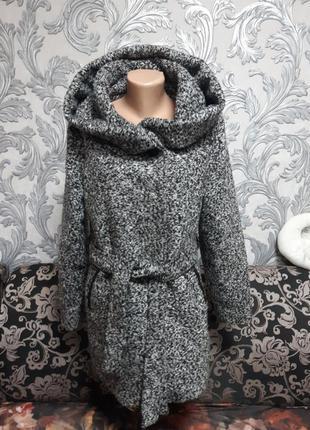 Пальто размер:m