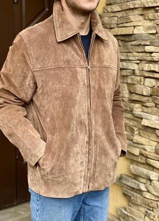 Куртка balmain из натуральной кожи оригинал