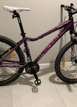 Велосипед giant tempt 3 liv