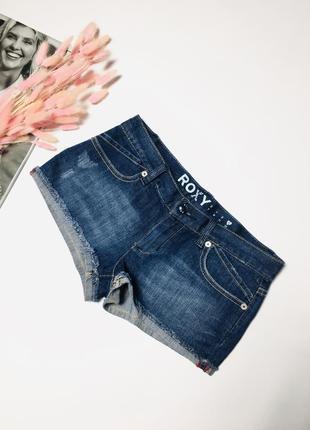 Стильные джинсовые шорты от roxy