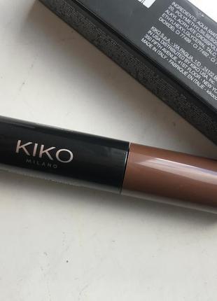 Туш для бровей kiko