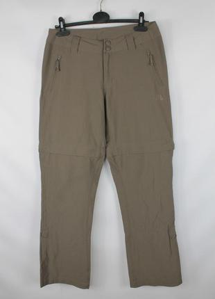 Трекинговые штаны шорты the north face women's zip off pants
