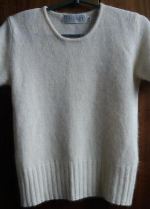 Шерстяная футболка jasmin jonqvet