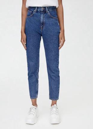 Трендовые mom джинсы pull&bear