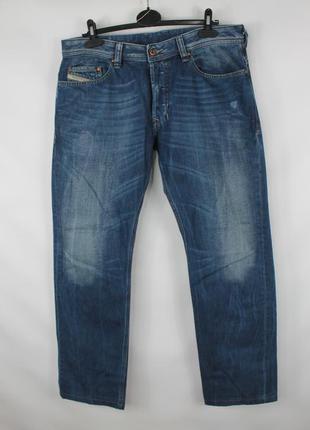 Качественные джинсы diesel safado regular slim straight jeans