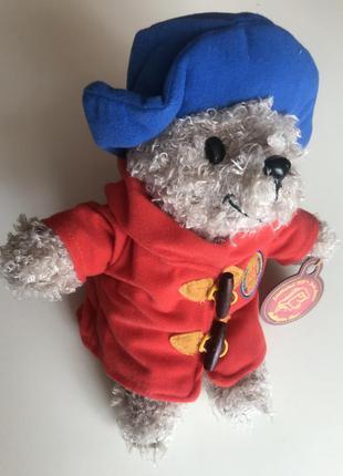 Paddington bear / плюшевий, м'який ведмедик (німеччина) / 25-26см