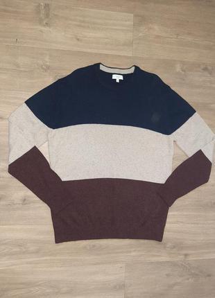 Теплый свитер next как новый