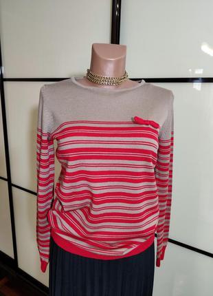 Clements  ribeiro  свитер из шерсти мериноса  l uk 14