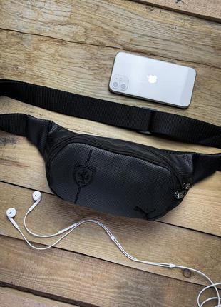 Новая стильная сумка бананка через плечо экокожа / багет клатч /кроссбоди