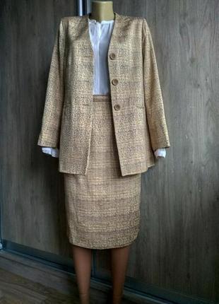 Weinberg французский винтажный костюм
