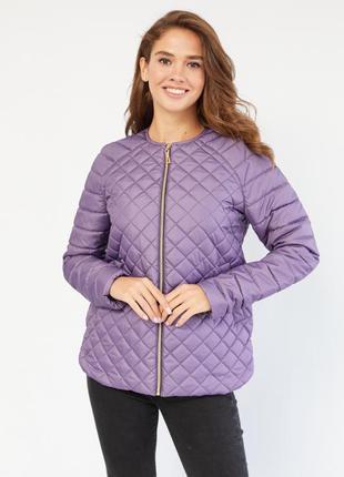 Женская куртка, куртка демисезонная, осенняя куртка,курточка стеганая,стеганое пальто