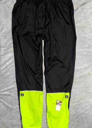 Новые  штаны btwin by decathlon дождевые вело мужской xl-xxl