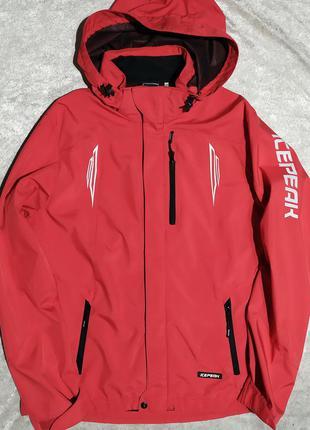 Куртка icepeak softshell мужской м