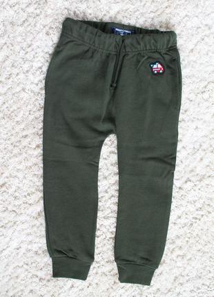 Теплые штаны next 1,5-2 года (86-92см)