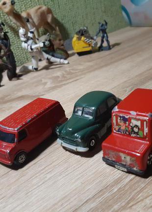 Машинки модельки британия corgi і maisto